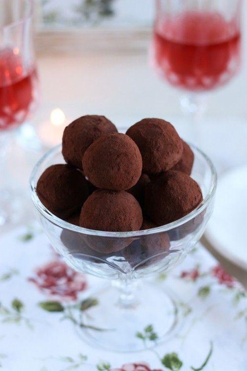 Csokoládés sütigolyók