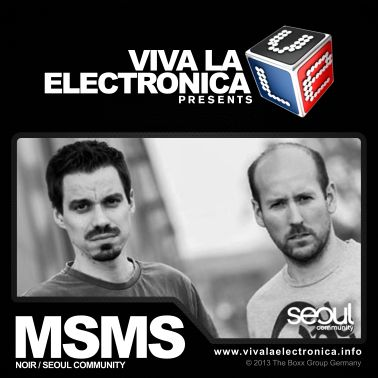Viva la Electronica pres MSMS