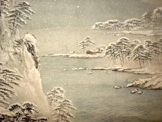 Shiba Kokan (1747-1818 )