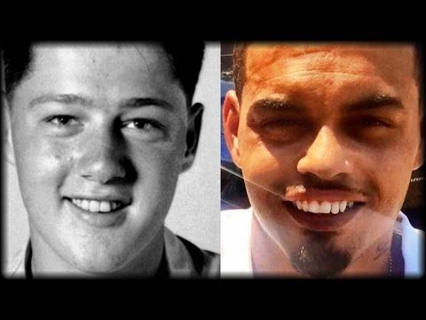 BREAKING: BILL CLINTON CONFRONTED ON ILLEGITIMATE SON, DANNEY WILLIAMS-CLINTON BREAKS SILENCE - YouTube