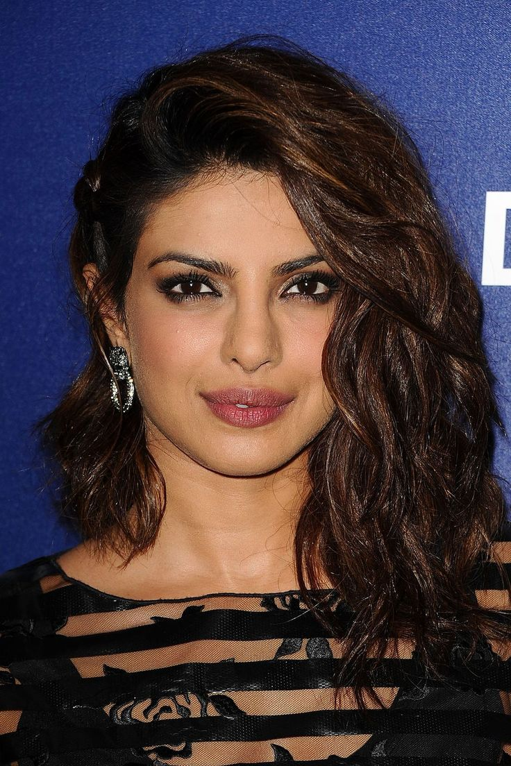Priyanka Chopra   Best Haircut Style for Men, Women and ...