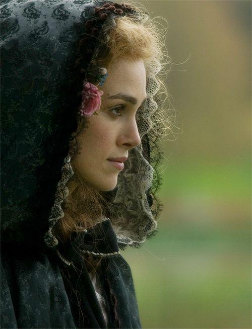 The Duchess ~Keira Knightley as Georgina Spencer