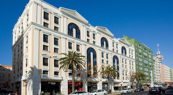 泊ってみたいホテル・HOTEL|スペイン>カディス>サンタ・マリア・デル・マール・ビーチから100m、カディスの旧市街から徒歩20分>ホテル モンテ プエルタティエラ(Hotel Monte Puertatierra)