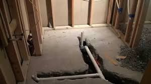 Best 25 low ceiling basement ideas on pinterest small - Cost to install basement bathroom ...