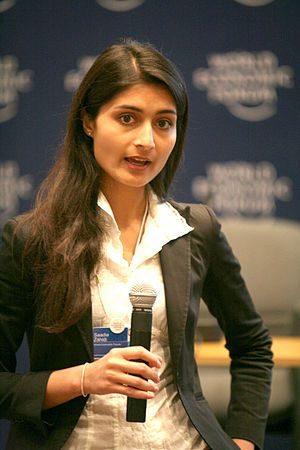 Saadia Zahidi is Head of Constituents at the World Economic Forum, responsible for the engagement of Religious Leaders, NGOs, Labour Leaders,  Women Leaders and Gender Parity Groups into the Forum's mission for  improving the state of the world by engaging leaders in multistakeholder  partnerships to shape global, regional and industry agendas. She also leads  the Forum's research on gender and faith issues.