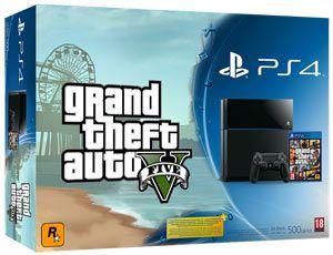 PS4 500GB + GTA Vl sistema PlayStation®4 ti consente di giocare al massimo, grazie a giochi dinamici e connessi, grafica e velocità di prim'ordine, personalizzazione intelligente, funzionalità social estremamente integrate e funzionalità innovative per il secondo schermo.