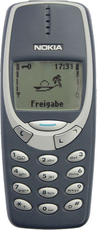 Nokia 3310. The phone that lasted for 3- 5 days on one charge. could drop a thousand times and replace the front and back covers. it was the Camry of the Phone world.