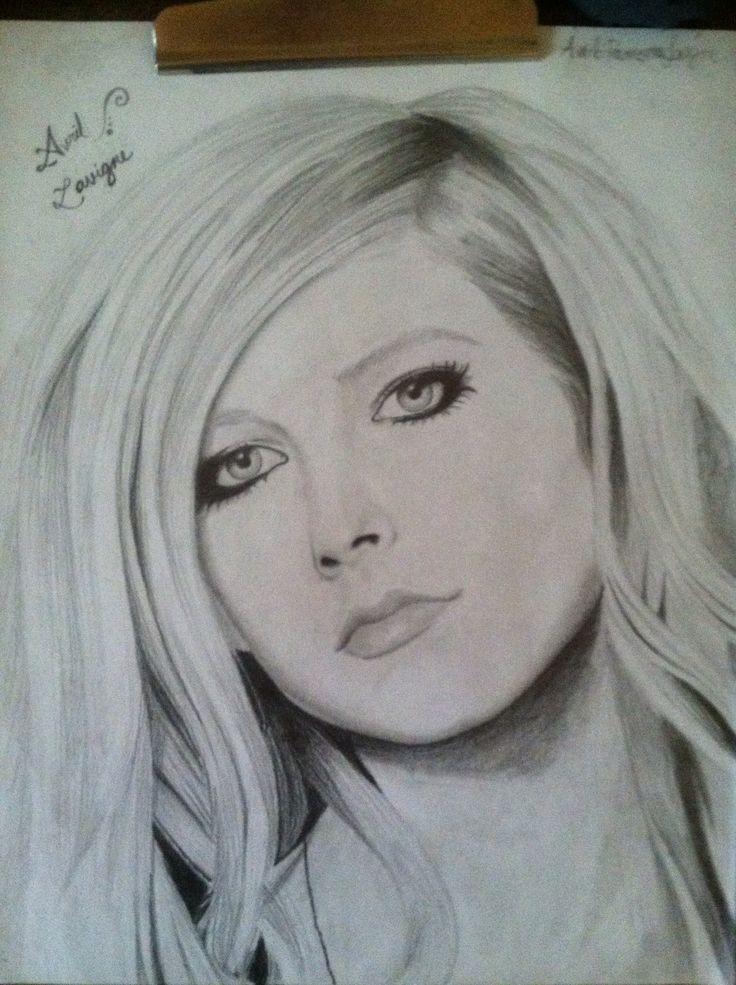 Avril Lavigne  By: Claudia Vallejo