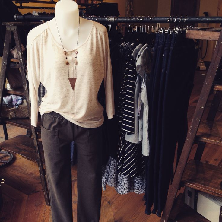 Outfit from Dagg & Stacey / Frock & Dilettante / Made in Canada