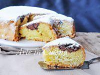 Torta quattro quarti con nutella dolce veloce | Arte in Cucina
