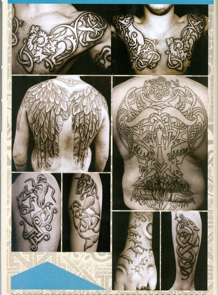 nordic tattoos - Google Search