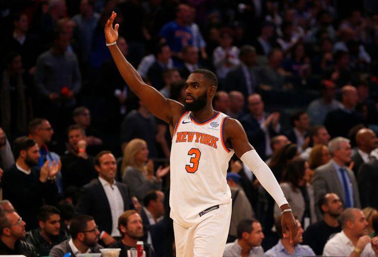 Knicks Feared Hawks Would Match $71 Million Offer for Tim Hardaway Jr
