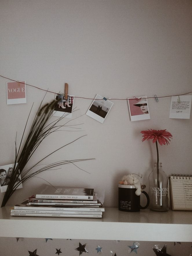 DIY - room decoration #squaredone #doityourself #polaroid