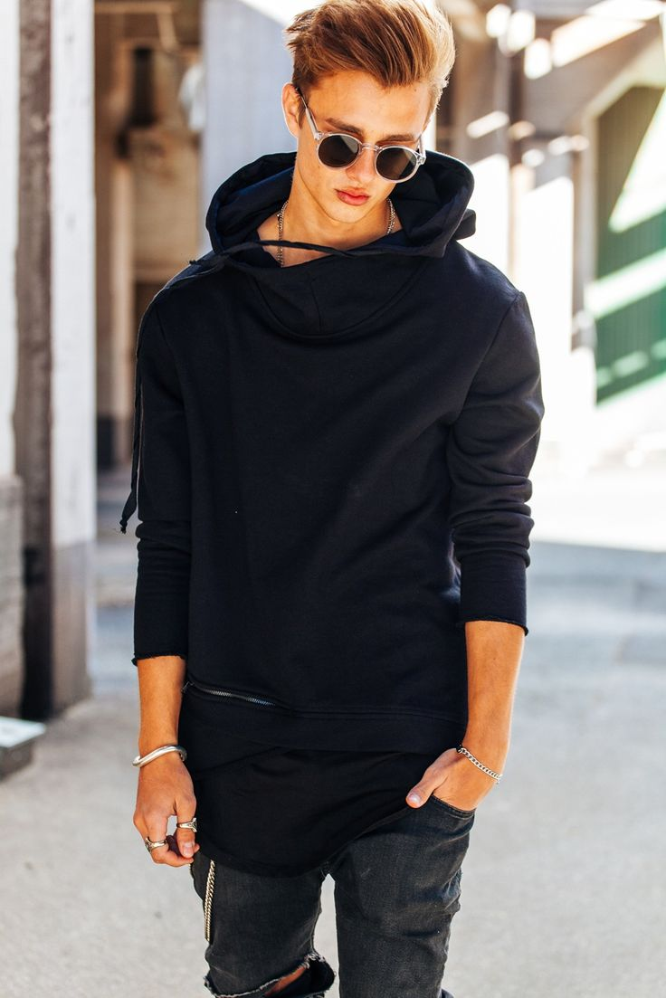 HIOS – NERO SWEAT BLACK. #HIOS #Fashion #DanishDesign