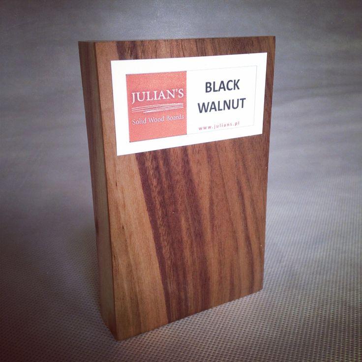 BLACK WALNUT wood sample