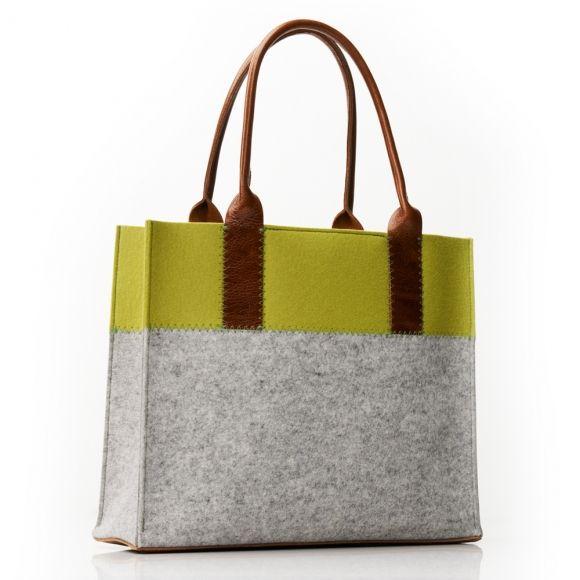 Jaunt Petite grey/pistachio | Graf & Lantz