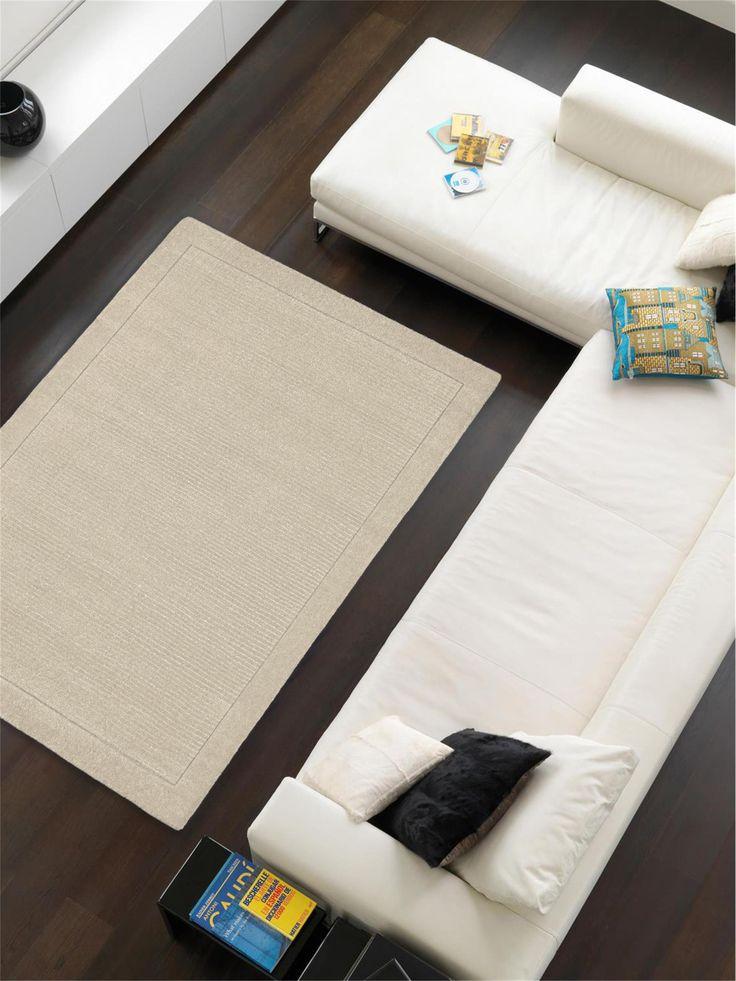 56 best Moderne Teppiche images on Pinterest Modern rugs - teppich wohnzimmer beige