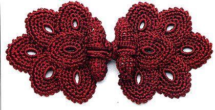 Botones de Crochet Patron - Patrones Crochet