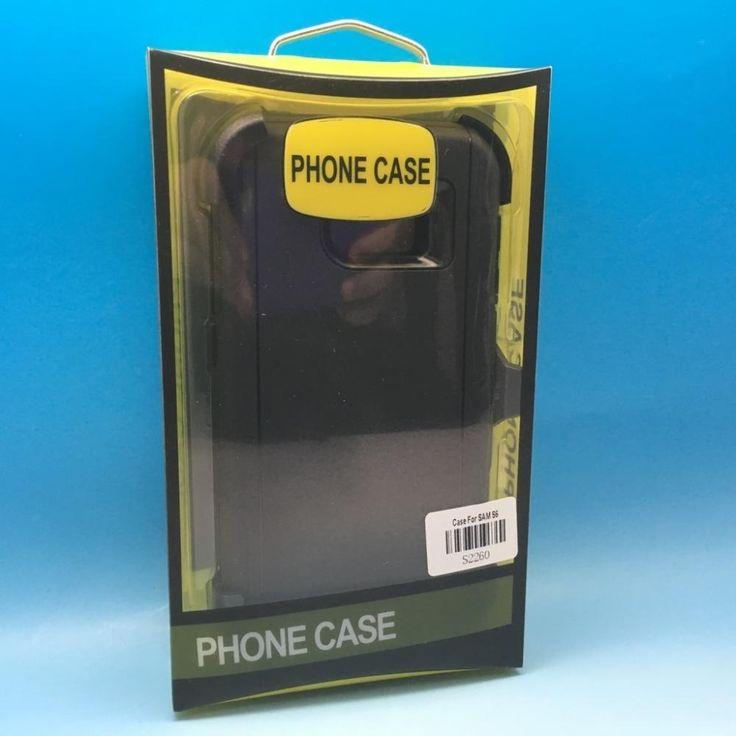 Hybrid Case w/Clamp - Galaxy S6