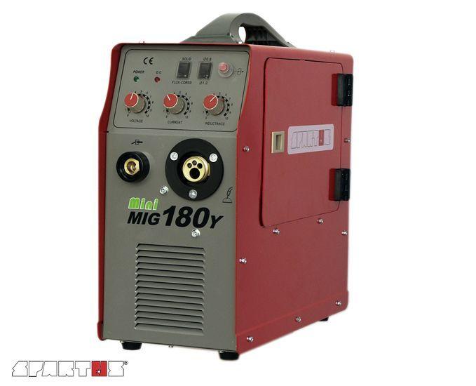 Półautomat inwertorowy Spartus mini MIG180Y