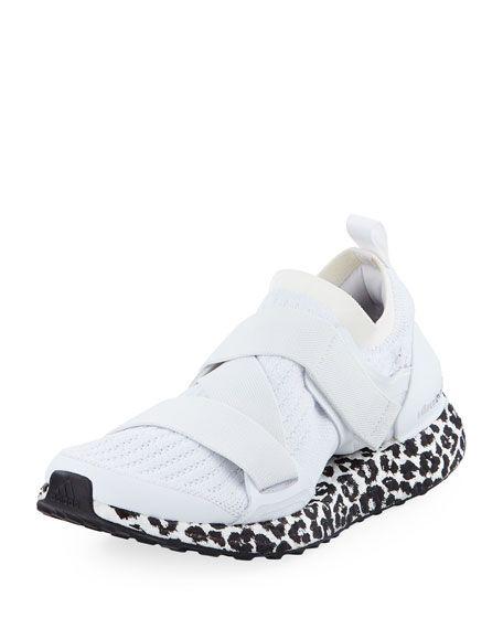 hot sale online 8bf69 8bd14 Ultraboost X Fabric Sneakers, WhiteBlack  adidas by Stella McCartney