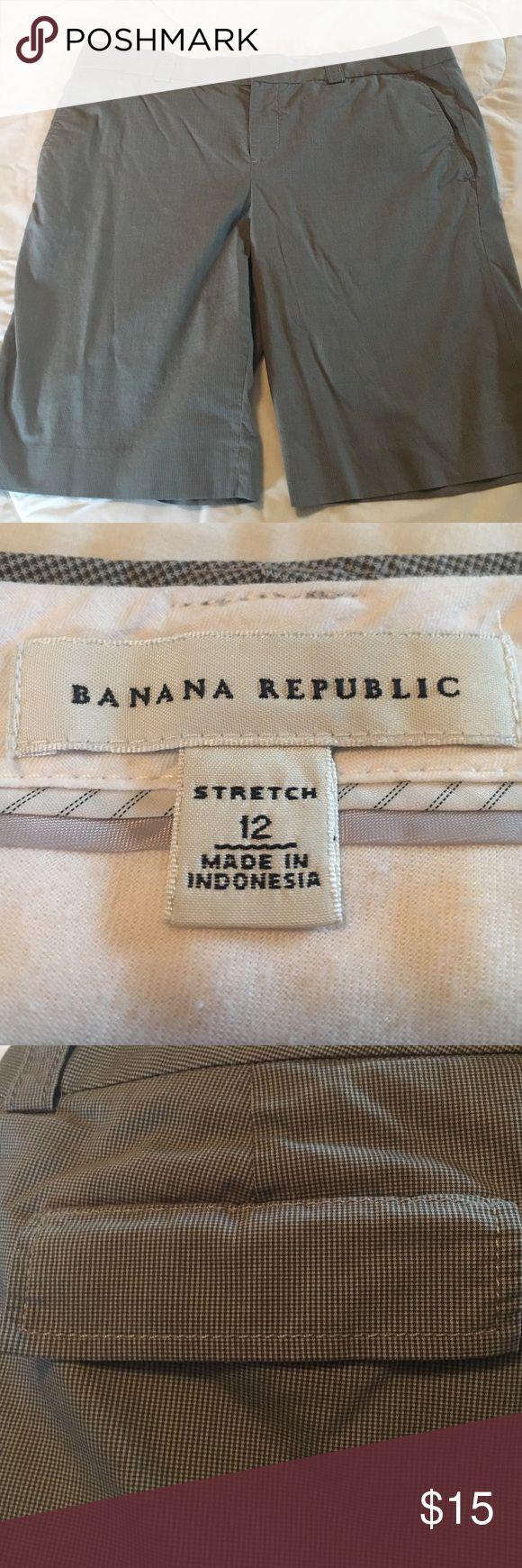 Banana Republic Stretch Dressy Shorts Banana Republic Stretch Dressy Shorts Banana Republic Shorts