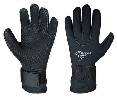 Breakout 3mm #neoprene surf #wetsuit #gloves diving surfing kayak bodyboard jetsk,  View more on the LINK: http://www.zeppy.io/product/gb/2/141236466348/
