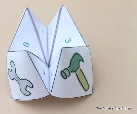 10 MORE Father's Day Crafts for Kids