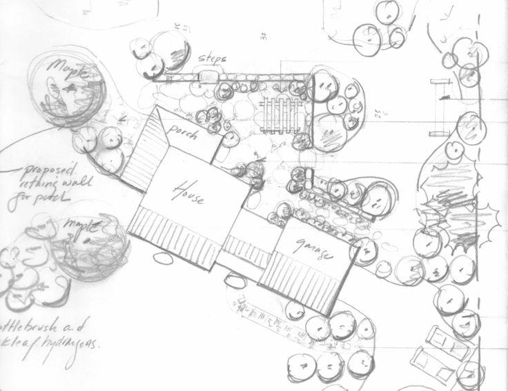 Landscape Architecture Drawing For Landscape Architecture