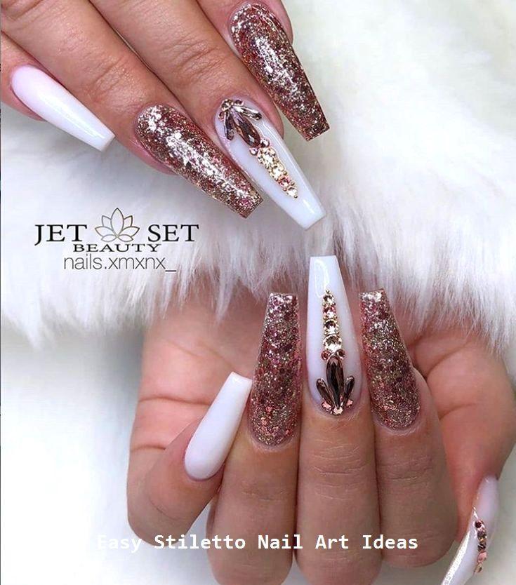30 große Stiletto Nail Art Design-Ideen #nailart #naildesigns – Stiletto Style Nails