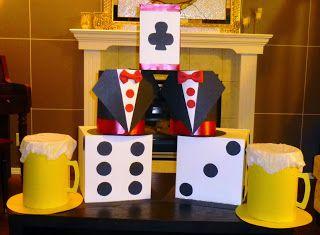 Casino Centerpieces