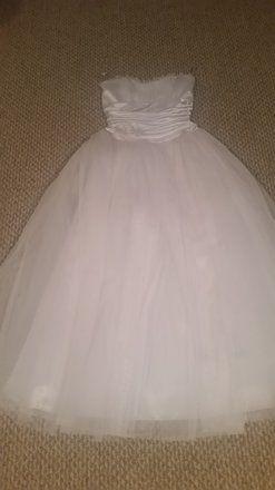 Jessica McClintock wedding dress on eBay