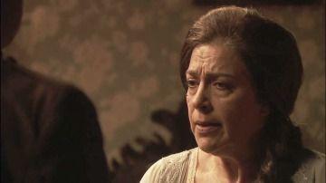 El chantaje emocional de Garrigues hace que Francisca firme