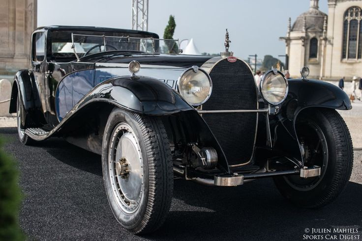 1930 Bugatti Type 41 Royale Coupe Napoleon from the Schlumpf Collection