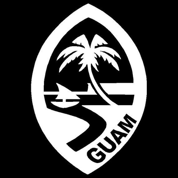Seal Of Guam Pride Love 5 Vinyl Decal Window Sticker Etsy In 2021 Vinyl Decals Window Vinyl Window Stickers