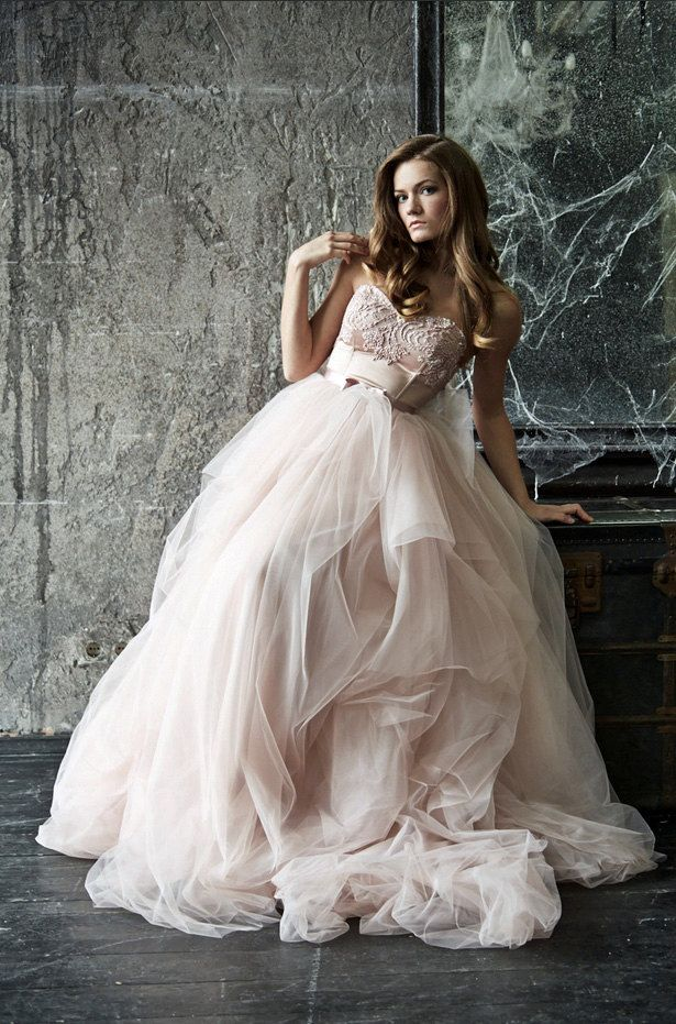 1000 ideas about princess wedding dresses on pinterest for Princess mermaid wedding dresses