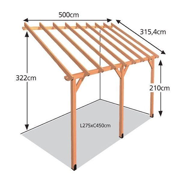 Leroy Merlin Bricolage Construcao Decoracao E Jardim Pergola With Roof Rustic Pergola Outdoor Pergola