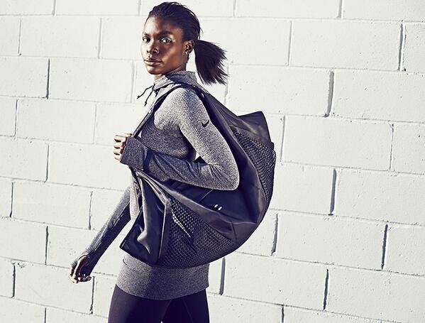 Nike Tote Gym Bag