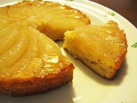 簡単★激うま!梨ケーキ♡ by 花コットン [クックパッド] 簡単おいしいみんなのレシピが272万品