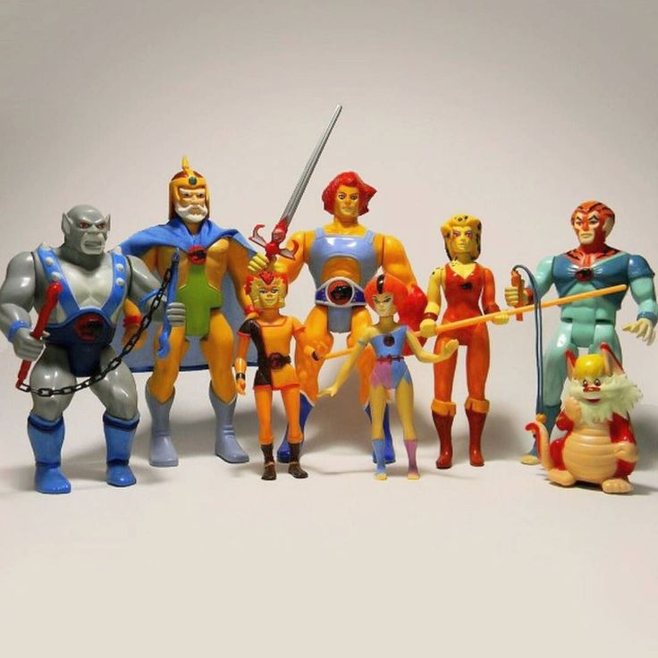 Family Portrait of The Thundercats Toys Family !  #thundercats #liono #mattel #warnerbros #80s #cartoon #toys #toy #oldschool #retro by thundercatshooo