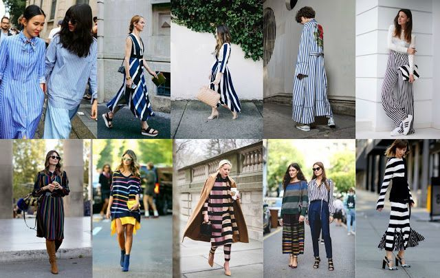 Super trend..stripes!