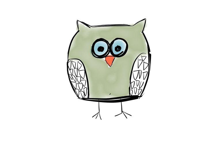 Sowa | Owl | ©Katarzyna Krasowska
