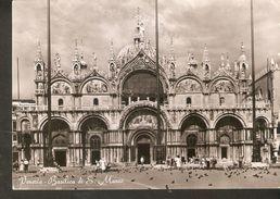 k2. Italy VENEZIA Venise Venice Venedig Basilica di S. Marco Basilique de St. Marc Marcus posted photo postcard | For sale on Delcampe