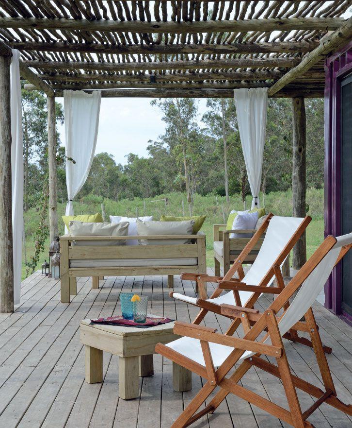 73 best images about casas campo on pinterest san miguel - Cortinas para casa de campo ...