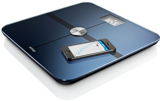 Position Control™ helps you properly place your body for the most accurate weigh in. Gravity Compensation ensures a consistent measurements ...