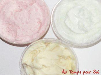 Chantilly de douche: recette de baseÔ Temps pour Soi | Ô Temps pour Soi