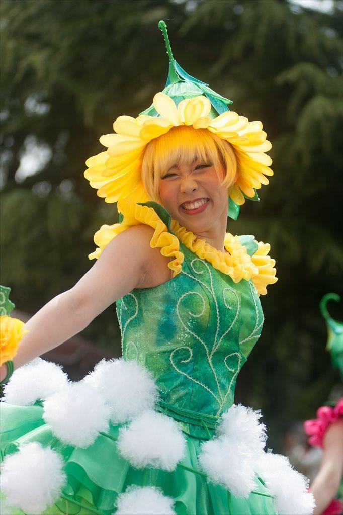 ヒッピティー・ホッピティー・スプリングタイム 4月9日 - ディズニーダンサー写真集 第三巻