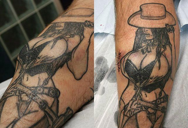 Curiosities: Tattoo Implants