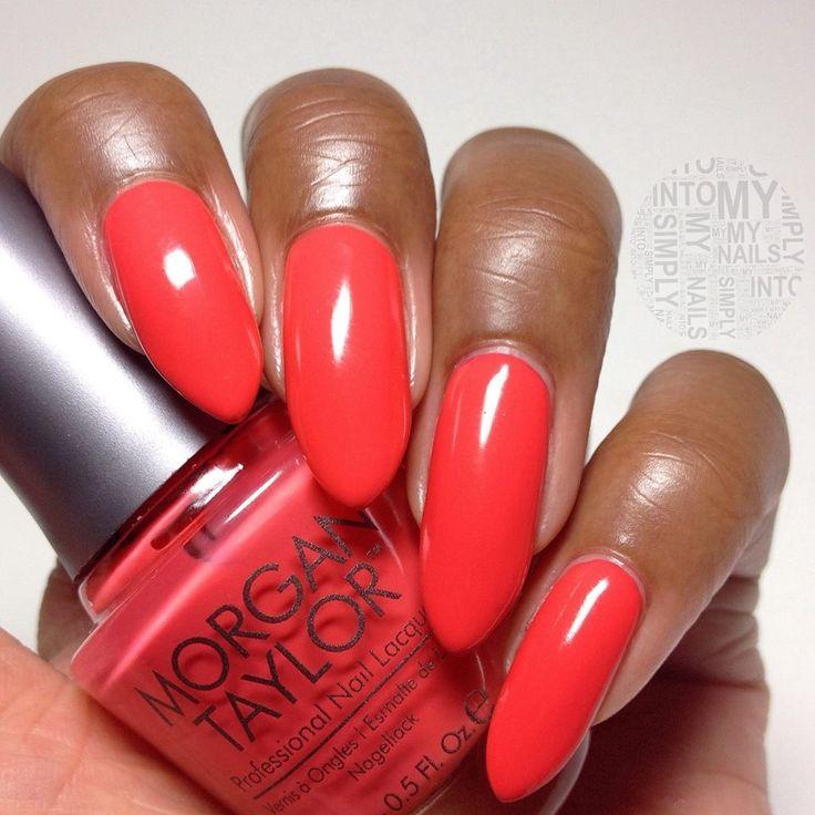 Best 25+ Dark Red Nails Ideas On Pinterest
