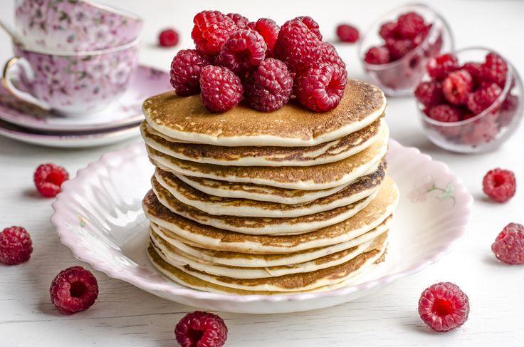 Pancakes z malinami | Palce Lizać | Page 2